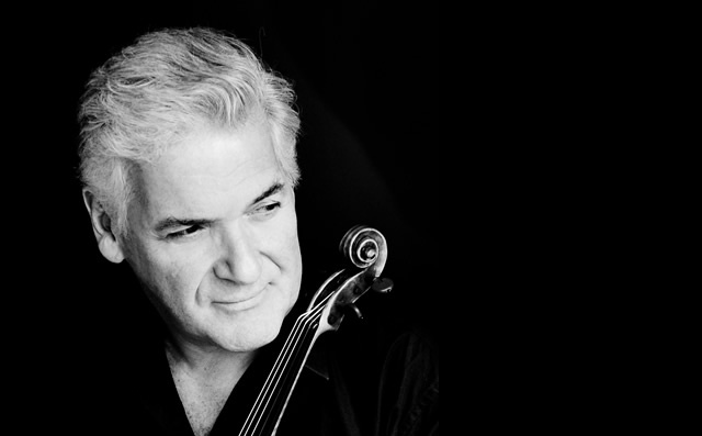 Pinchas Zukerman | photo: Cheryl Mazak