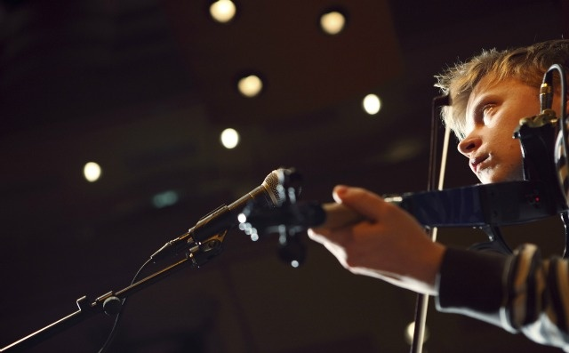 Pekka Kuusisto, violin | Photo: Sonja Werner