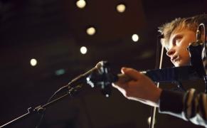 Pekka Kuusisto, violin | Photo: Sonja Werner