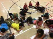 Writing Rap Lyrics during Hip-Hop Week in Rankin Inlet, Nunavut | Kathleen Merritt