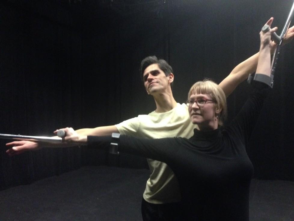 Un atelier de mouvement avec Jamie Vargas