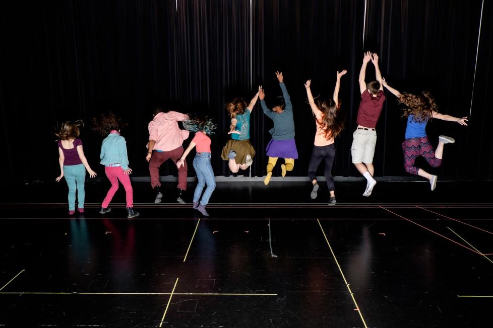 Le Théâtre français : une cellule d'action-création qui a rempli le CNA d'installations interactives et d'activités étonnantes.