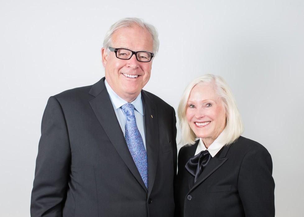 Gail & David O'Brien