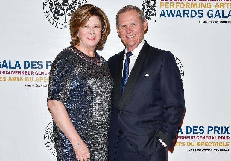 Janice et Earle O'Born