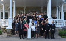 participants of the 18th edition of the NAC's Summer Music Institute, Young Artists Program