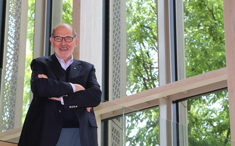 Peter Herrndorf, président et chef de la direction du Centre national des Arts