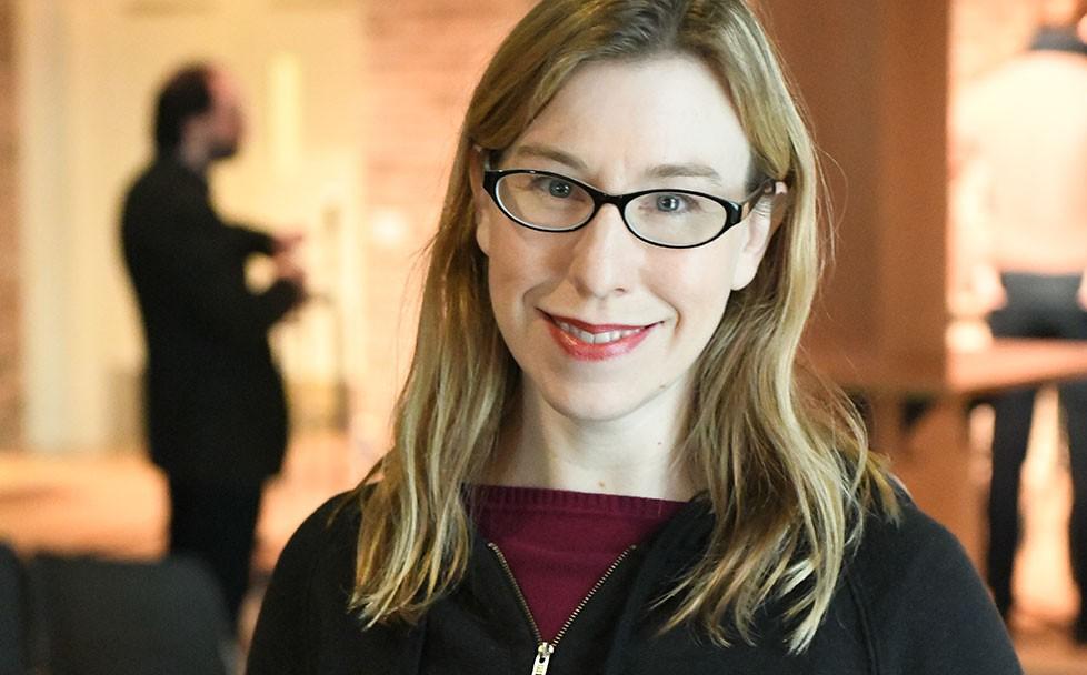 Natasha Harwood, Gestionnaire, Programme Vive la musique du CNA