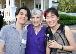 """It is great knowing that you've contributed to something really wonderful."" 