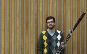 Darren Hicks, bassoon
