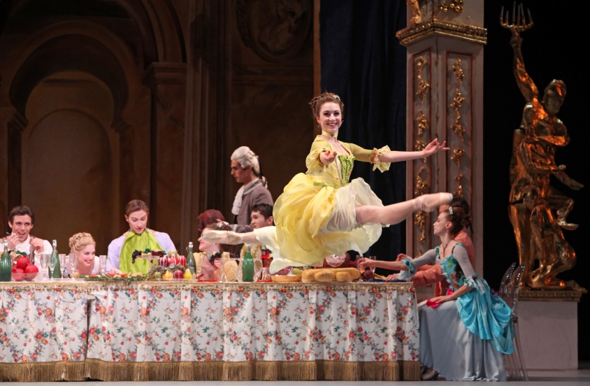 Dancer(s): Jessica Collado and Artists of Houston Ballet   Amitava Sarkar