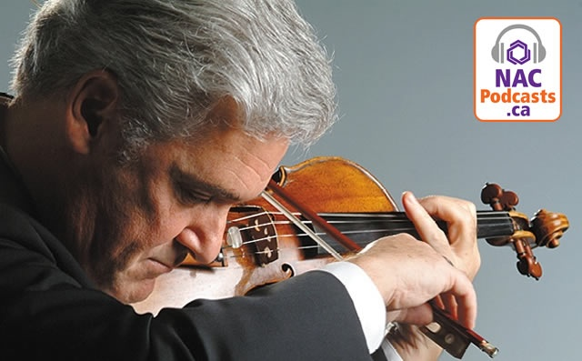 Pinchas Zukerman | photo: Paul Labelle