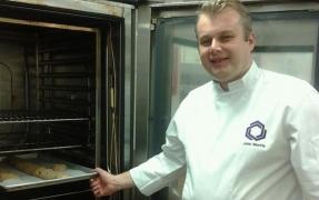 Chef John Morris