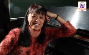 Composer Alexina Louie | Fred Cattroll