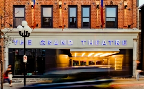 Grand Theatre, Kingston (Ontario) | photo: Kingston Tourism