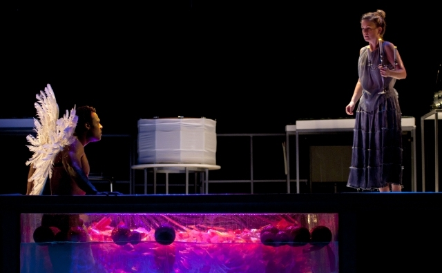 Taking A Dip With English Theatre