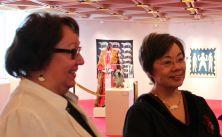 Sheila Watt-Cloutier, Nunavut Premier Eva Aariak