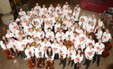 Our musical Team Canada | photo: Fred Cattroll