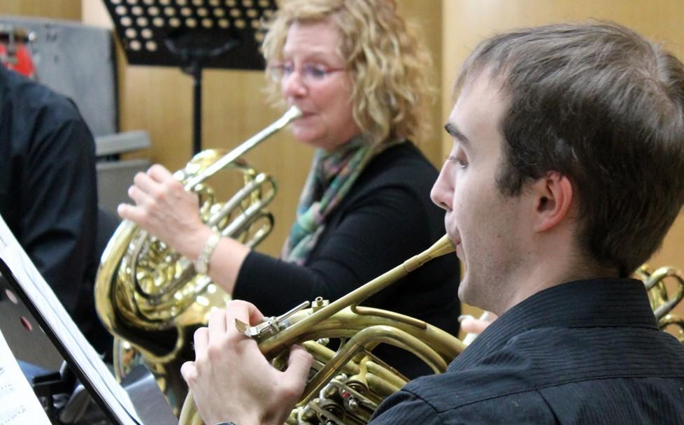 Nicholas Hartman et Jill Kirwan, Ècole intermédiaire du Conservatoire central de Chine