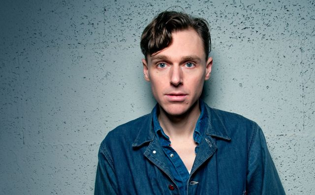 Joel Plaskett | Photo by Aaron McKenzie Fraser, www.amfraser.com