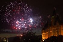Canada Day Fireworks | Andrea Thomson
